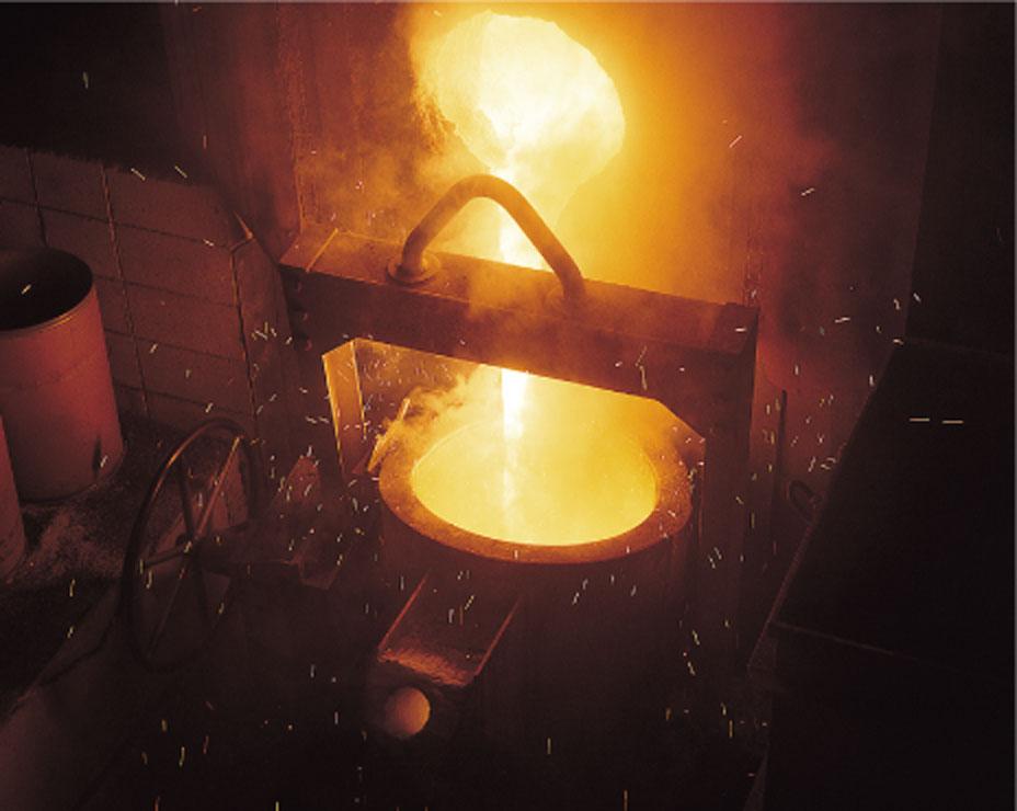 Casting Business(Cast steel)