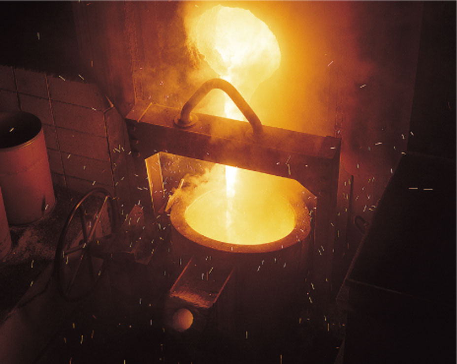 鋳造事業(鋳鋼)